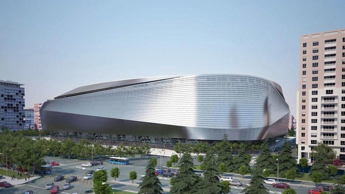 Real Madrid bruger 2,9 milliarder kroner på nyt stadion